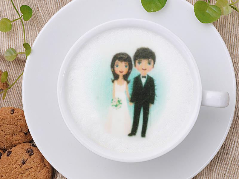 ラテ:結婚式